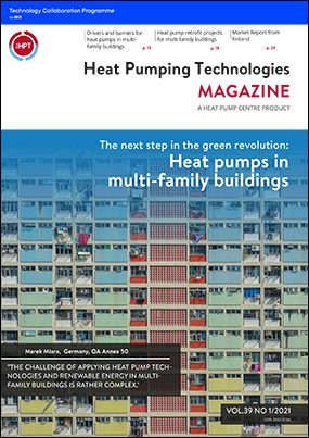 HPT Magazine no1, 2021 cover